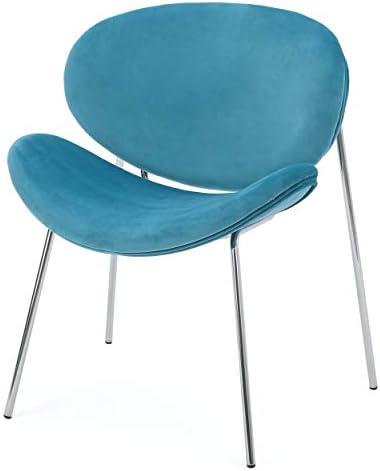 Christopher Knight Home Janet Velvet Chair