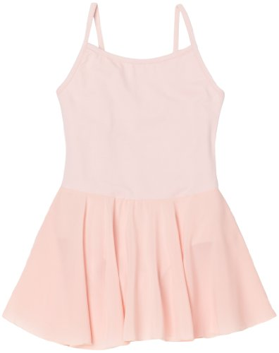 Sansha Big Girls' Savanah Camisole Dress, Pink ,Xlarge(G)/12-14 (Sansha Skirt)