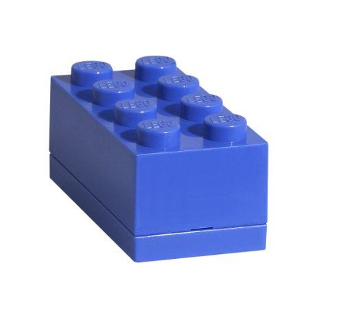 - Lego Mini Box 8 Bright Blue