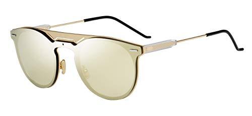 Dior DIOR 0211S GOLD/GREY GOLD 99/1/155 men Sunglasses (Dior Sonnenbrillen Männer)