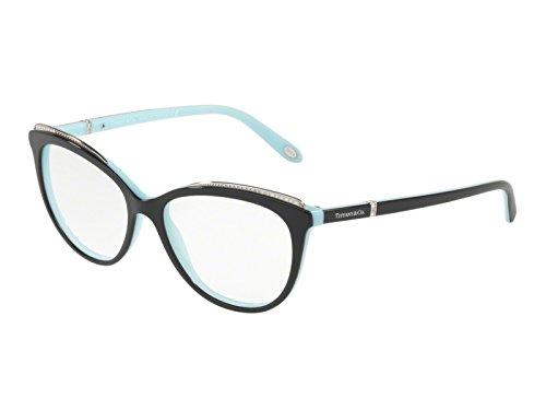 1577d499e64 Tiffany 0TF2147BF-8055 BLACK BLUE-54mm Womens