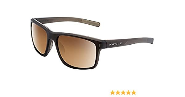a08bb656a3 Amazon.com  Native Eyewear Wells Sunglass