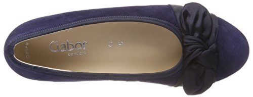 Bluette Bailarinas Shoes para Gabor Sport Azul Mujer Comfort UT1qcwz