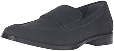 Calvin Klein Men's Kasper Suede Slip-On Loafer