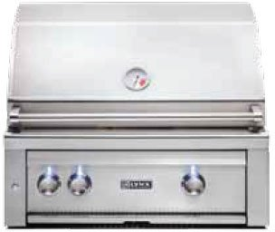 Lynx Sedona By 30-Inch Built-In Natural Gas Grill With Rotisserie ()