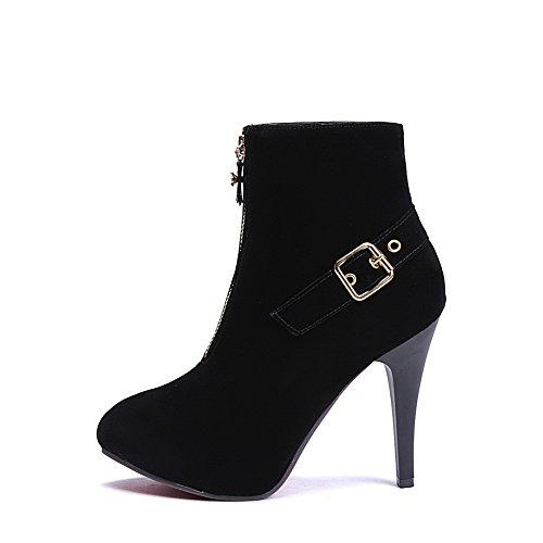 1TO9 , Sandales Compensées femme Noir