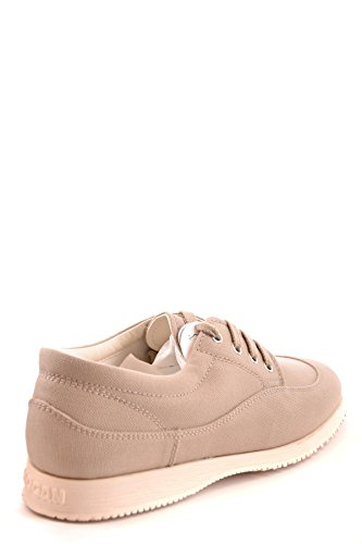Women's MCBI148121O Fabric Sneakers Beige Hogan 17Zqww