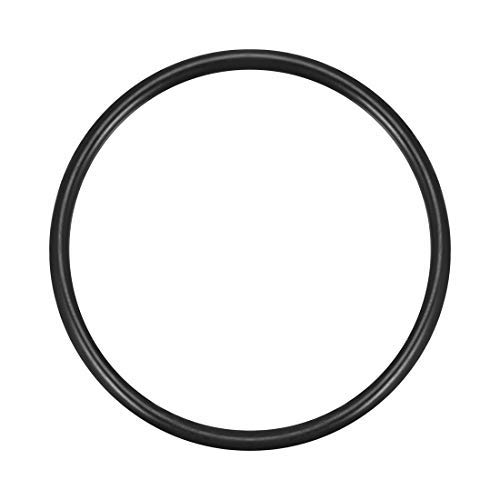 O-Rings Nitrile Rubber Internal Diameter 44 mm Internal Diameter 52 mm Width 4 mm Round Seal 5 Pieces