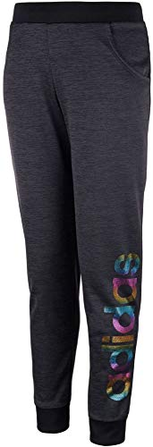adidas Girl's Fleece Jogger Pants