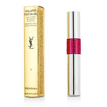 Yves Saint Laurent Volupte Tint In Oil - #05 Cherry My Cherie 6ml/0.2oz - Colour Tint Oil