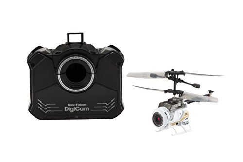 2.4ghz Rc Helicopter Nano Falcon Movie Camera