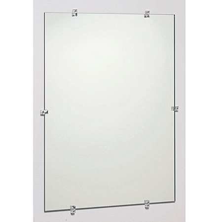 See All Frameless Flat Mirror - 12X18""