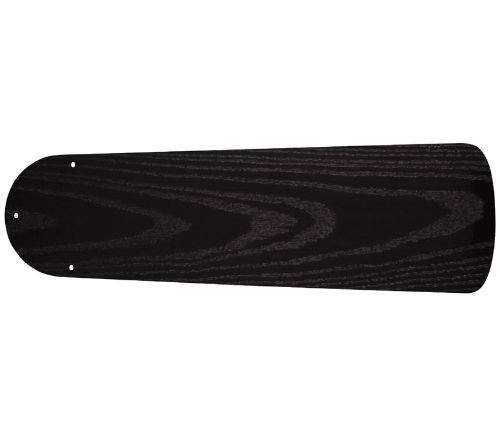 Ellington 52 Blade - Craftmade BWOD44-BK, Five Black All-Weather ABS Blades, 44