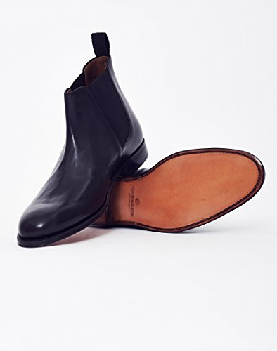 GRENSON - Boots - Men - Black Declan Leather Chelsea Boots for men L2OivDav23