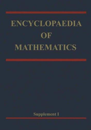 Dex Supplements (Encyclopaedia of Mathematics: Supplement Volume I)