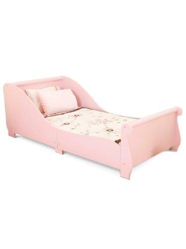 KidKraft Rosa Trineo Junior Cama Infantil Plus Totalmente colchón de muelles: Amazon.es: Hogar