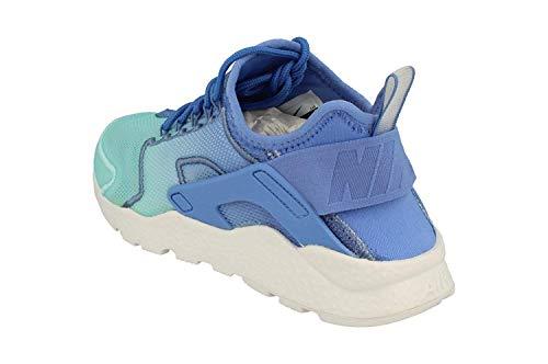 Wmns Blue Huarache Air Run Br Nike Turquoise Les white Formateurs still Ultra polar polar Femme OdwRqq5Ex