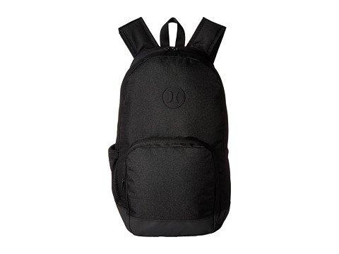 (ハーレー) Hurley リュックバックパック Blockade Backpack II [並行輸入品] One Size (OS) ブラック/ブラック B07DZ66F1V