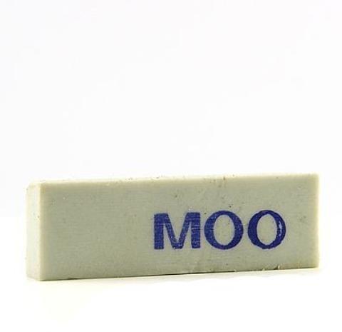 Martin/Universal MOO Erasers (Small) 8 pcs sku# 1846434MA by Martin Universal (Image #1)