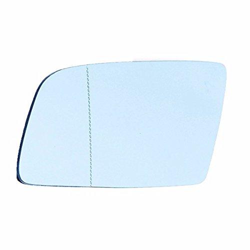 Yoton Accesorios Interior Izquierdo Azul Espejo Eléctrico ala Vidrio para BMW 5 E60 E61 2003-2010