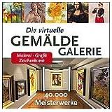 Die virtuelle Gemäldegalerie (40.000 Bilder auf 2 DVDs)
