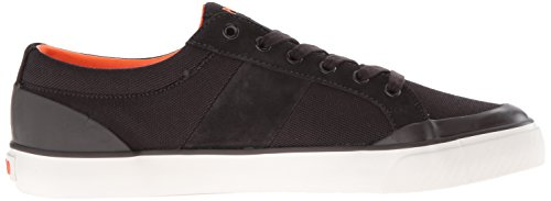Polo Ralph Lauren Mens Ian Fashion Sneaker Houtskool