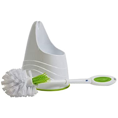 Lysol Bowl Brush with Rim Extension and Caddy