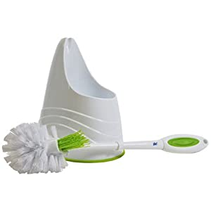 Amazon Com Lysol Bowl Brush With Rim Extension And Caddy