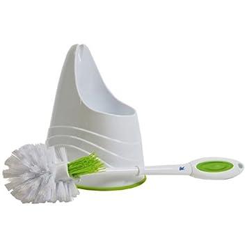 bear toilet bowl brush holder ceramic holders home depot rim extension caddy
