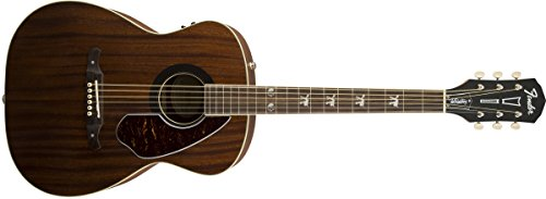 - Fender Tim Armstrong Hellcat Acoustic-Electric Guitar - Natural