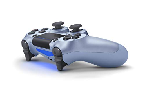 DualShock 4 Wireless Controller for PlayStation 4 - Titanium Blue 2