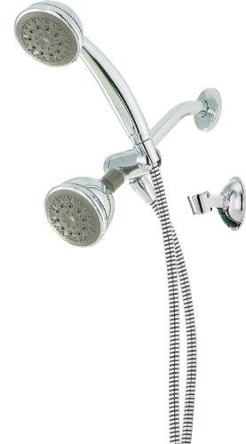 Delta 75530 Five Spray Massage Hand Shower/Shower Head Unit, - Spray Chrome Five