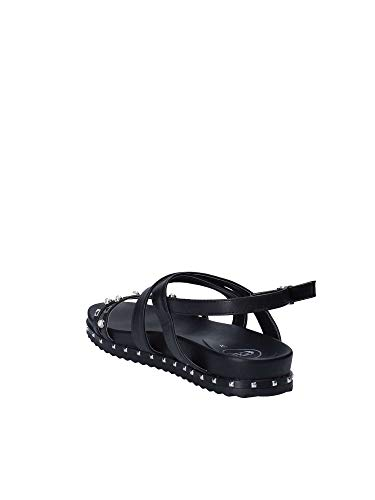 39 Exe Sandales Femmes G431g0612001 Noir HIq76Uq