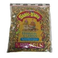 Sun Seed Company Sun Fun Hamster & Gerbil Food (Sun Seed Company Hamster)