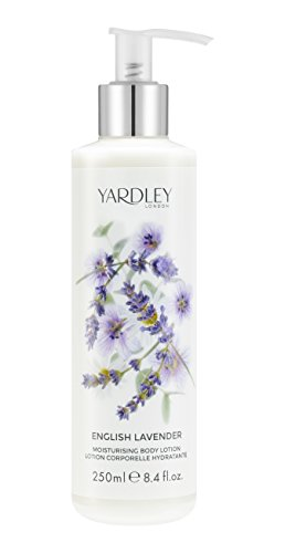 Yardley Of London English Lavender Moisturizing Body Lotion for Women, 8.4 Ounce -