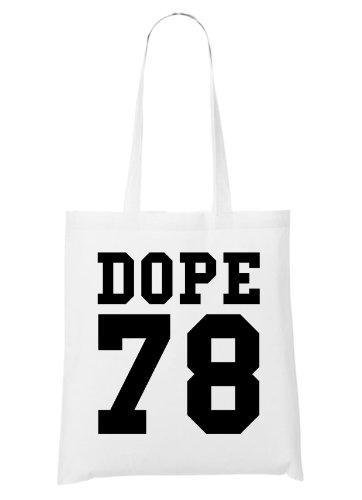 Dope 78 Bag White