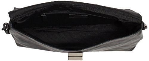 Vagabond Damen Bag No. 49 Schultertaschen, 34x20x11 cm Schwarz (Black 20)