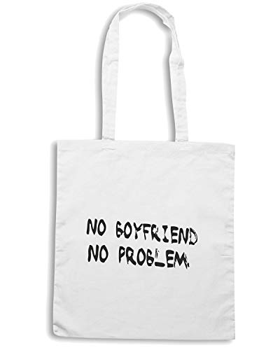 PROBLEM Bianca 2 Borsa Shopper Speed NO NO Shirt TDM00186 BOYFRIEND 8w48txPqZ