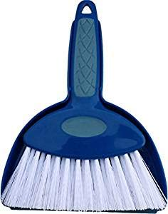 Durable Small Hand Broom with Snap-on Dust Pan (50) by Cadet Home Solutions (Image #2)