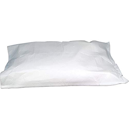 - BodyMed® Disposable Pillowcases (Tissue/Poly) - Disposable Pillow Cases - Medical Paper Pillowcases - Case of 100 - 21
