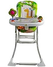 بيبي لف كرسي طعام للاطفال ، متعدد الالوان