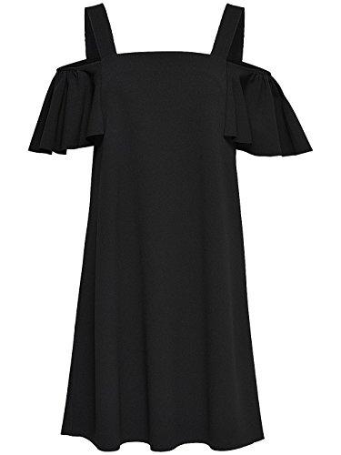 JACQUELINE de YONG - Robe - Femme Noir