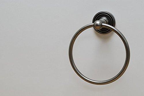 (Residential Essentials 2286AP Bradford Towel Ring, 7.25