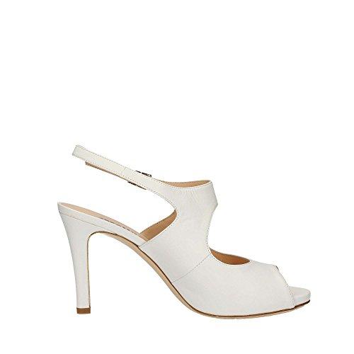 MELLUSO S824 Sandalias Mujer Blanco