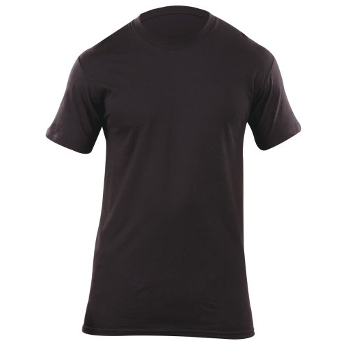 5.11 Tactical UTILI-T Crew Neck Under-Shirt for Uniforms, T-Shirt , Pack of 3, Style - Uniform Tactical Mens