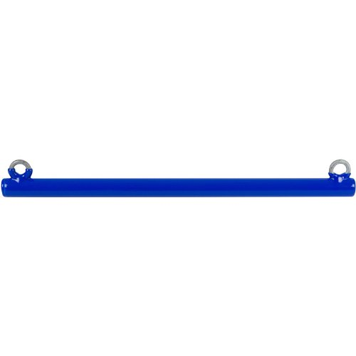 Swing Set Stuff Commercial Coated Trapeze Bar with SSS Logo