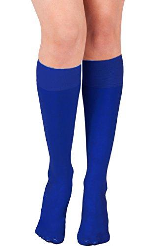 KMystic Womens Trouser Socks Knee High -