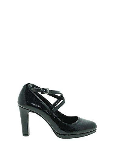 Donna Decollete' Shoes Nero 2476 Grace BqRwtE