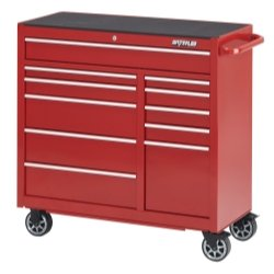 "41"""" Red 11-Drawer Tool Cabinet Tools Equipment Hand Tools"