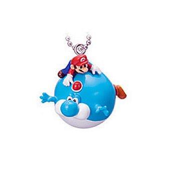 Super Mario Galaxy 2 Llavero Altura - Mario & Yoshi Blimp ...